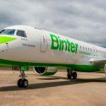Binter ofrece el cambio de fecha gratuito en todos sus vuelos