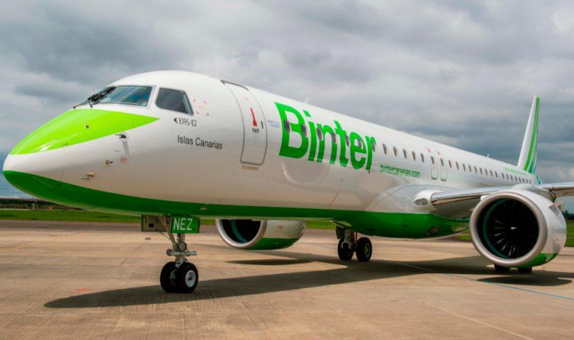 Binter, E195-E2