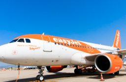 easyJet ha dado a conocer hoy la estadísticas de pasajeros transportados el pasado mes de julio