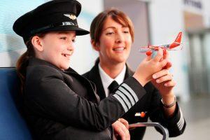easyJet lanza una nueva campaña para reclutar mujeres piloto