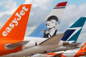 A partir de hoy Norwegian e easyJet conectan sus vuelos