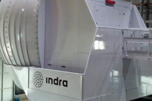 El simulador del EC135 fabricado por Indra para el E.T. recibe la máxima certificacion
