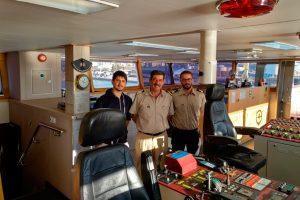 GMV lidera un proyecto para la aplicación de EGNOS en el ámbito de la seguridad de la navegación marítima