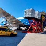 Los aeropuertos de Aena han operado más de 800 vuelos esenciales
