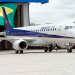 Ingresos de Embraer caen en 35,4% en tercer trimestre del año