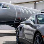 """Embraer y Porsche anuncian la colaboración """"Duet"""""""