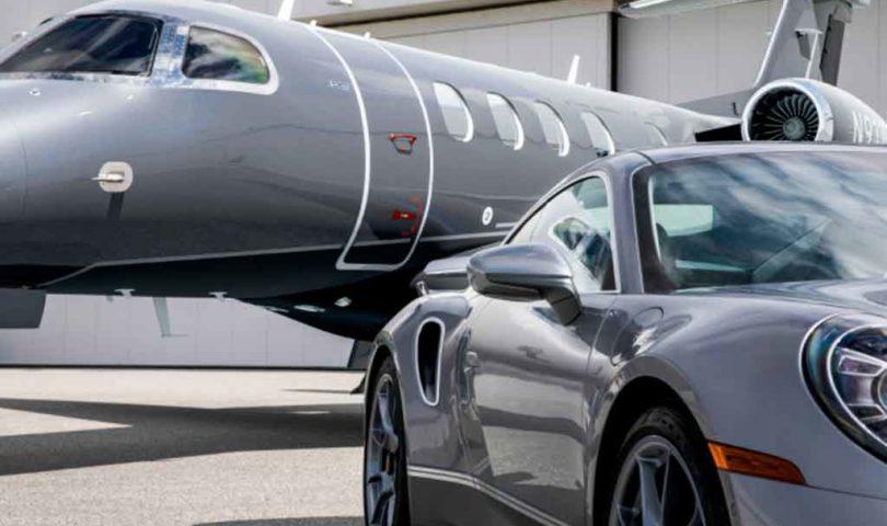 Embraer, Porsche