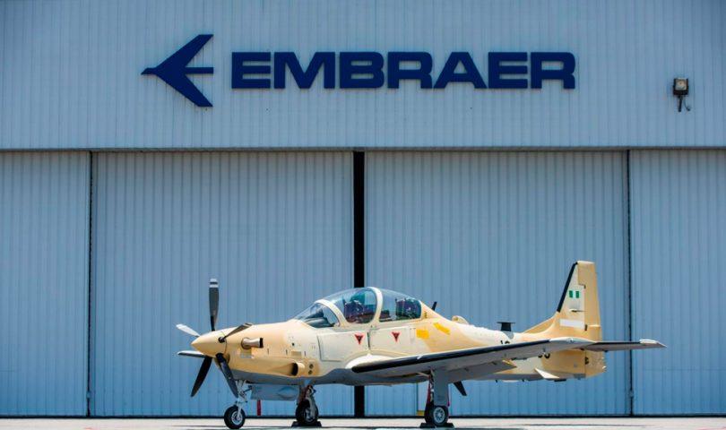 Super Tucano, Embraer, Nigeria, Fuerza Aérea Nigeria