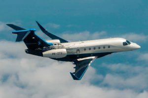 Praetor, Embraer, avión ejecutivo, jet