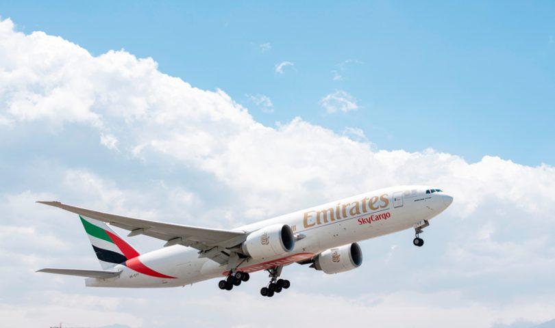 Emirates, Emirates SkyCargo, Avión de carga