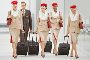 Esta semana Emirates seleccionará tripulantes de cabina en Madrid