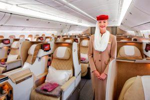 Emirates volverá en marzo a buscar tripulantes de cabina en España