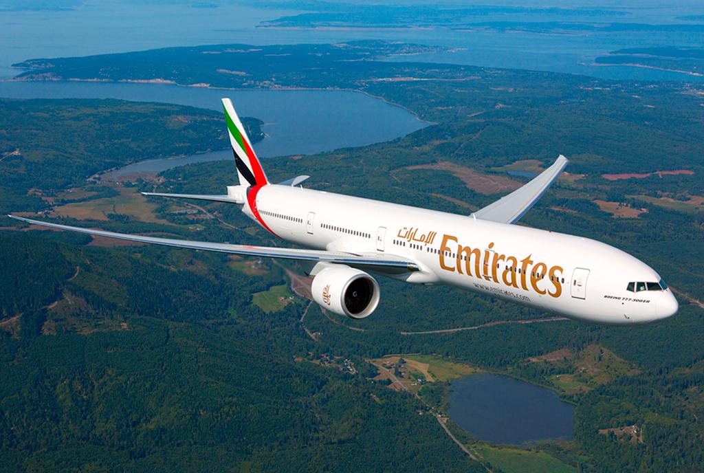 B777, Emirates
