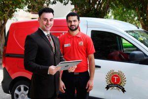 Emirates presenta el check-in desde casa