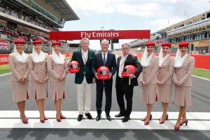 Emirates renueva su acuerdo de patrocinio con la Fórmula 1