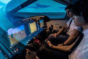 Aeroflota del Noroeste adquiere un simulador en-1000 FNPT II de Entrol