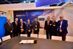 ENAIRE firma el Plan Local para la implantación del Cielo Único Europeo en el 25 aniversario de su creación