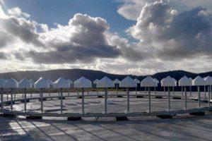 ENAIRE renueva su instalación de ayuda a la navegación DVOR/DME en Vigo