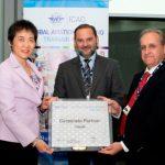 ENAIRE y OACI firman un acuerdo para desarrollar el Máster Profesional en Gestión de Servicios de Navegación Aérea