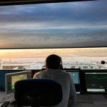 Enaire registra en agosto la mitad del tráfico aéreo respecto al 2019