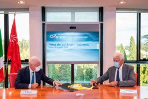 Acuerdo Leonardo Enav