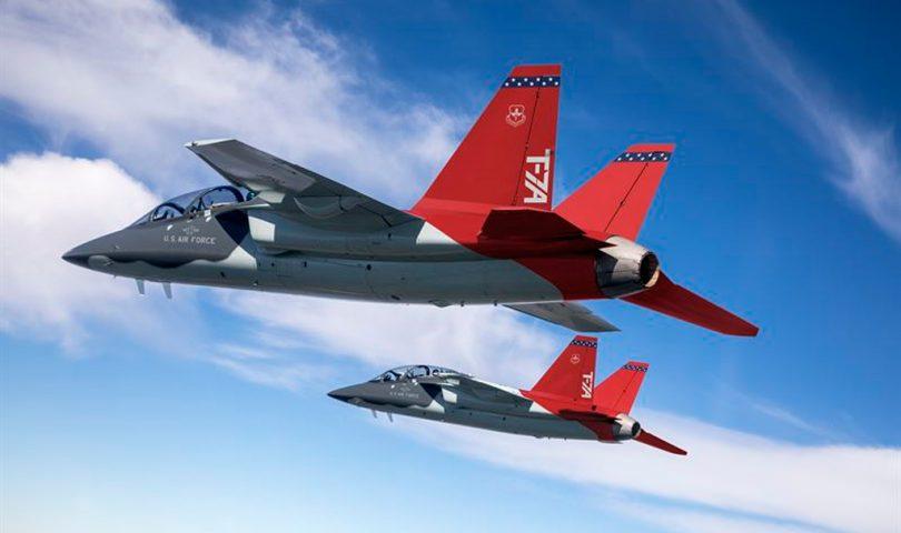 Entrenador T-7A de la USAF