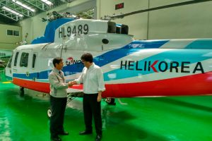 Helikorea adquiere un simulador H19 / AW109 FTD Level 5 a entrol