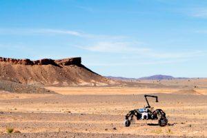 GMV logra importantes avances en autonomía y sistemas robóticos