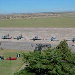 La Fuerza Aerea Argentina apoyará en estudios atmosfèricos