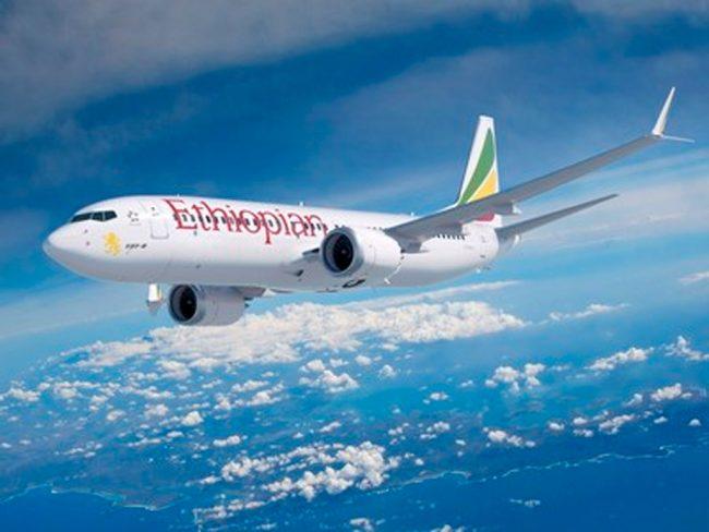 Se estrella un MAX de Ethiopian Airlines