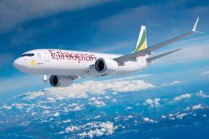 Boeing entrega el primer 737 MAX para Ethiopian Airlines
