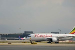 Ethiopian, Avión