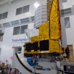 TAS España entrega el módulo de comunicaciones del satélite Euclid para su integración en el módulo de servicio
