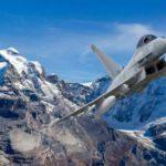 Airbus y Alemania presentan oferta de cazas Eurofighter a Suiza