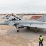 Airbus entrega el último standard de Eurofighter al Ejército del Aire