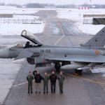 El consorcio EuroDASS logra el contrato para el Estudio de las mejoras del subsistema de defensa electrónica del Eurofighter Typhoon