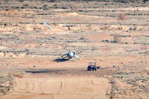Los blancos aéreos y terrestres de SCR participan en el ejercicio Dardo del Ejército del Aire