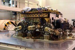 ExoMars ya esta listo para ponerse a prueba en entornos extremos