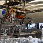 El rover ExoMars emprende su viaje desde Reino Unido para someterse a pruebas antes de su lanzamiento