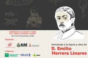 Exposición sobre el ingeniero aeronáutico Emilio Herrera Linares