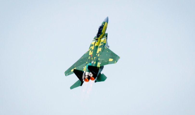 F-15, Boeing, Fuerza Aérea de Qatar