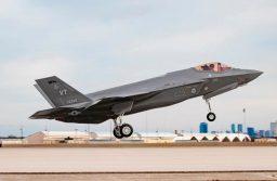 F-35, caza, avión de combate, Lockheed Martin