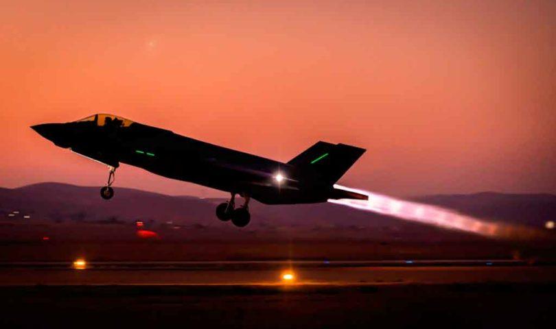 F-35, Israel, IAF