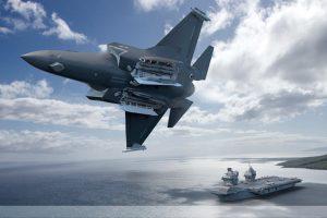 Comienza la integración del nuevo armamento para la flota de F-35 de Reino Unido