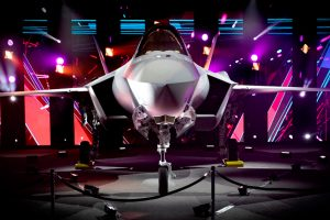 Roll out del primer F-35 holandés