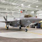 Lockheed Martin entrega 91 unidades del F-35 en 2018
