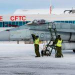 La Fuerza Aérea Canadiense recibe los primeros Hornet australianos