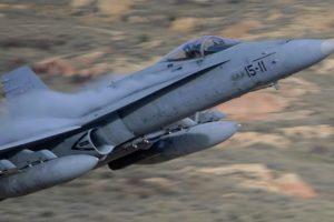 La Fuerza Aérea demuestra sus capacidades