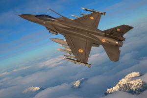 Lockheed Martin presenta al F-21