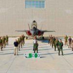 El 32 Stormo alcanza las 5.000 horas con los F-35A